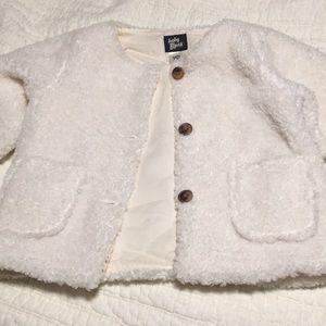 NWOT cuddly Sherpa jacket